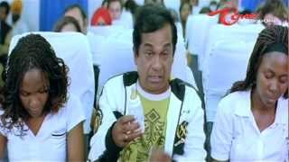 Brahmanandam Comedy Scene In Aeroplane