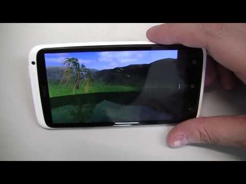 HTC One X Unboxing, Benchmarks & Gaming Test