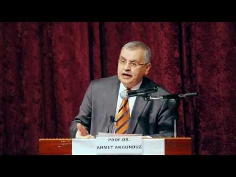 Said Nursi ve İslam aleminin geleceği-Prof. Dr. Ahmet Akgündüz-Pendik