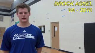 Rubio Long Snapping, Brock Assel, March 2017