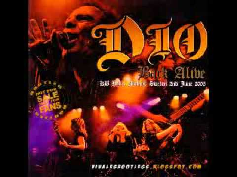 DIO - Guitar Solo (Craig Goldy) - Sweden 2008