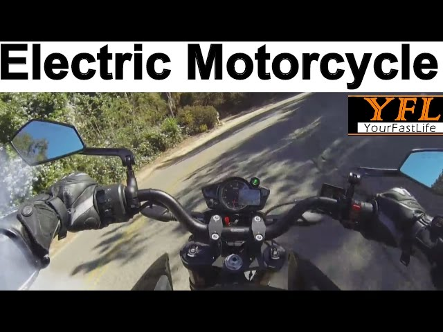 The end of gas powered motorcycles? The Zero S electric motorcycle demo ride! I was wrong!