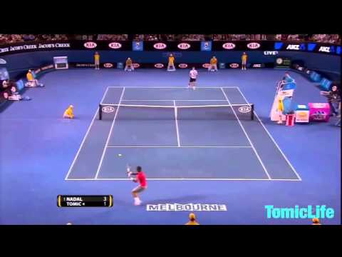Bernard Tomic - Light it Up | HD
