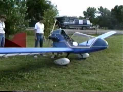 Cloud Dancer ultralight aircraft. ultralight motor glider.