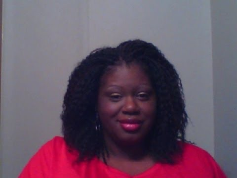 Crochet Braids: FreeTress Bulk Brazilian Braid 20 - YouTube