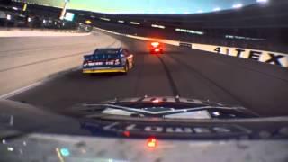 Jimmie Johnson Onboard 2012 AAA Texas 500 last 20 laps
