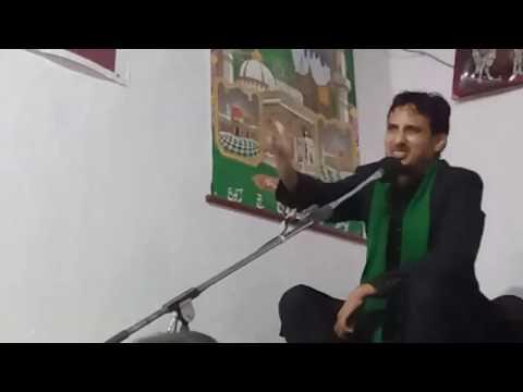 Majlis:- Moulana Shams Tabrez (19 Safar 2019) Japla Hussainabad Bihar