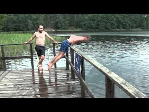 Saltos - Tutorial cómo tirarse al agua.