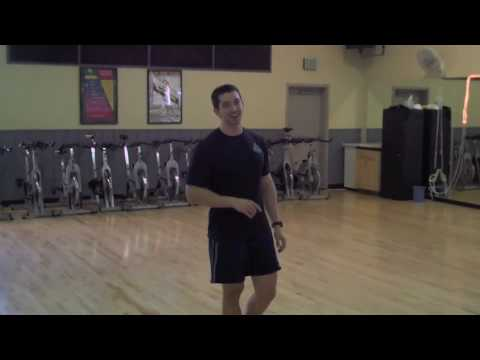 Tabata Ninja High Intensity Interval Training Workout