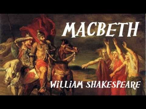 william shakespeares inspiration in writing macbeth