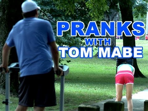 image video Pranks With Tom Mabe