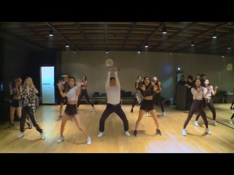 開始Youtube練舞:DADDY-PSY | 個人舞蹈練習
