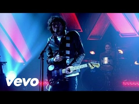 Snow Patrol - Called Out In The Dark (Live @ Later with Jools Holla)