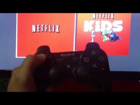 Como cerrar sesion de netflix en PS3. Tv LG y tv SMART'S