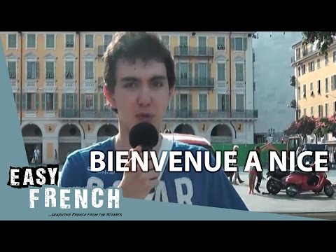 Easy French 2 - Bienvenue à Nice