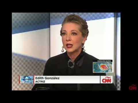 Edith Gonzalez CNN #AlertaMujeresMx