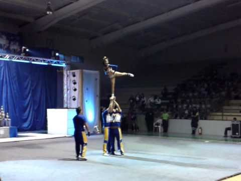 Dragones Tijuana Tercia  Cheer