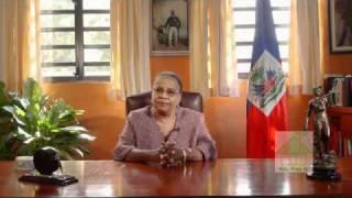 Mirlande Manigat Adresse La Nation Hd 21 Novembre 2010