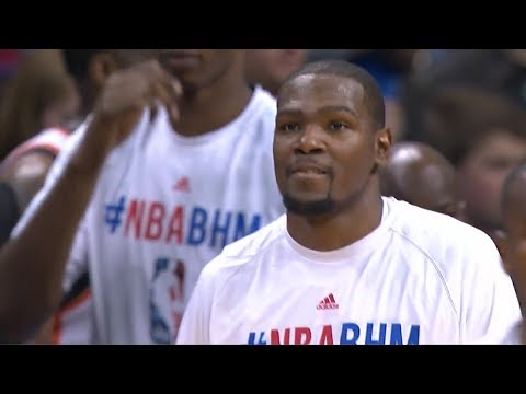 2014.02.09 - Kevin Durant Full Highlights vs Knicks - 41 Pts, 10 Reb, 9 Assists