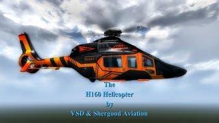 H160 Helicopter -Teaser