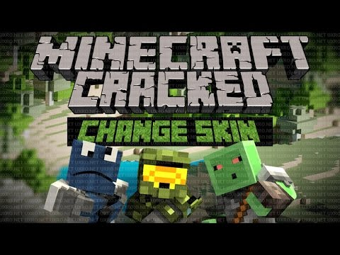 How to change skin in Cracked Minecraft - 1.11 or older