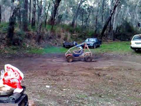 honda odyssey  kart  wheeler power wheels youtube