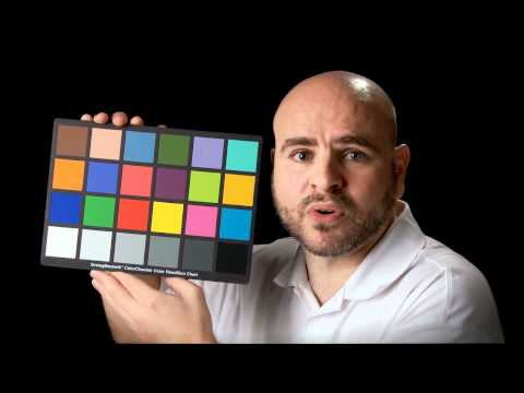 Create a Black Background Behind Your Subject - Izzy Video Tutorial