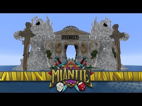 Minecraft: Mianite - The Incredible Mianite Temple! [28]