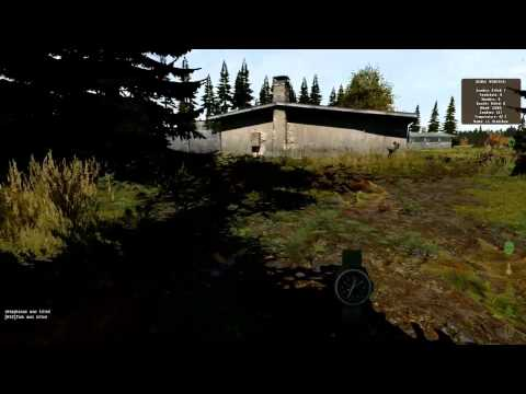 ARMA 2 DayZ - How ghillie suit saved my life