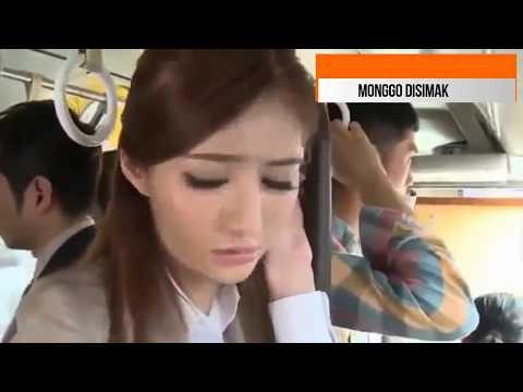 Bahayanya cewek cantik jepang di bus sendirian