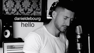 💔 Adele - HELLO (Male rendition by Daniel de Bourg) 💔