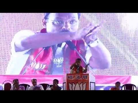 Modi Ji at Chikuwadi Borivali | 12 Oct | Narendra Modi, Vinod Tawde