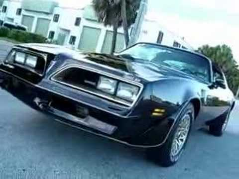 1977 Trans Am Special Edition Tribute for sale