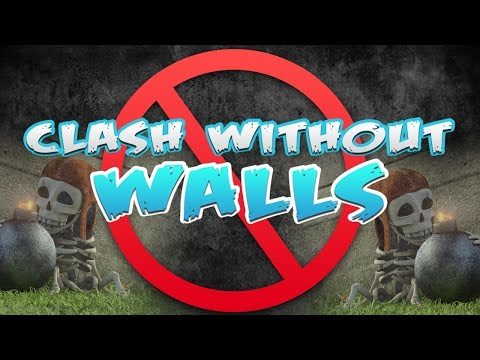 MAX TH7 Defenses |  Clash Without Walls |  Clash of Clans