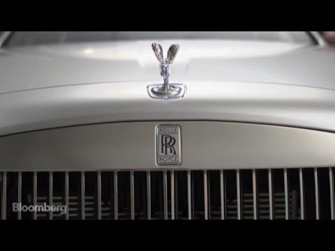 Why Rolls-Royce Ghost Was a Game Changer