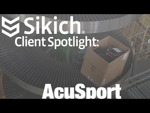 AcuSport | Client Spotlight | Sikich LLP