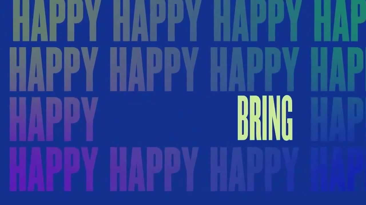 pharrell williams happy minions youtube