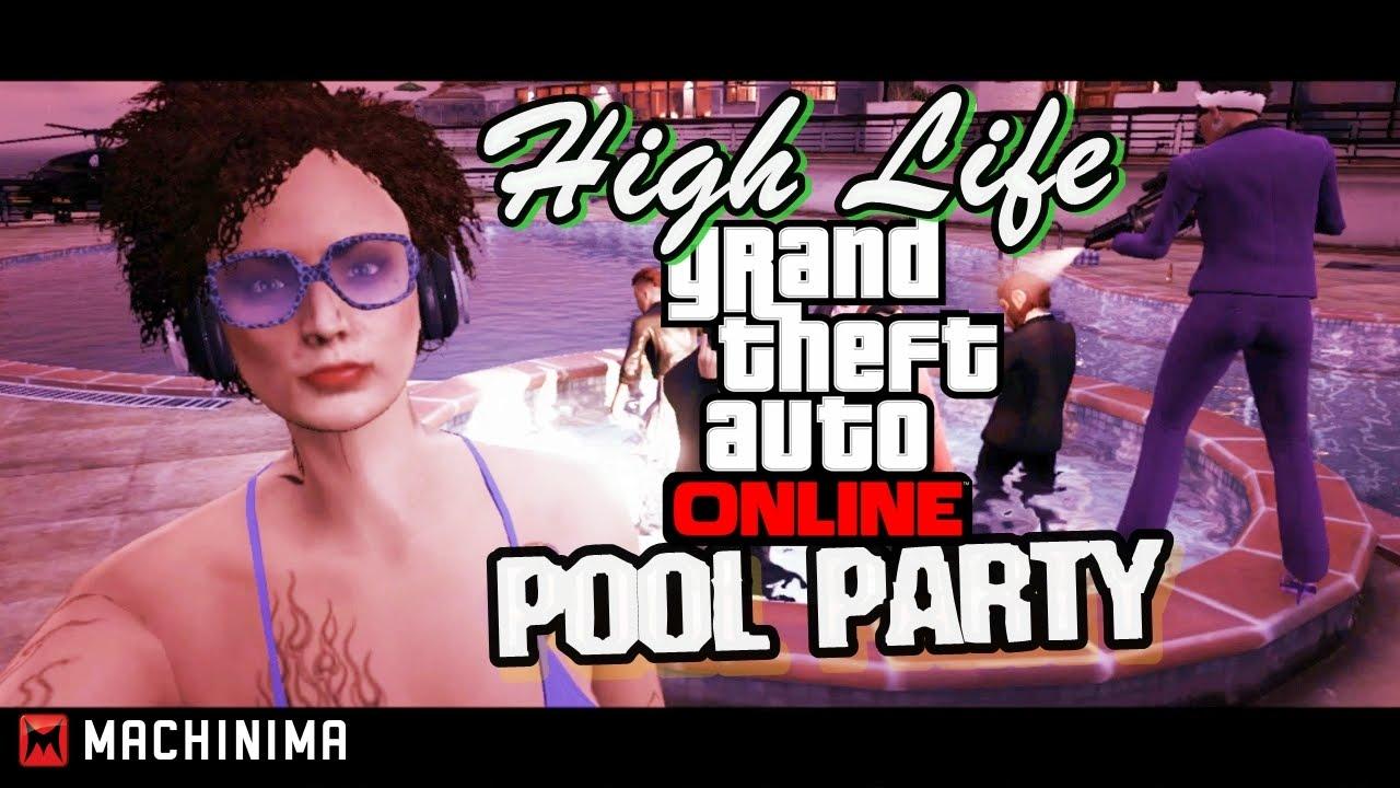 Mini Pool Party Pool Party Mini Event