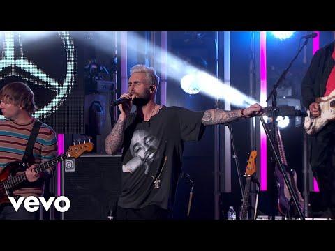 download lagu Maroon 5 - What Lovers Do (Jimmy Kimmel Live!/2018) gratis