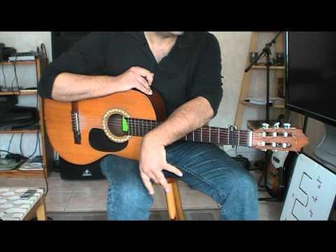 Les Corons - Pierre Bachelet ( tab guitare )