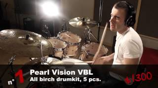 Download Lagu The 5 best sounding drumkits under $ 1500 - HD Gratis STAFABAND