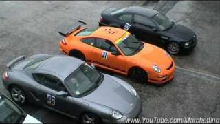 Pistenclub Trackday – F430 GT2, Osella PA27, 997 GT3 CUP, 360CS, GT3RS & More (Pt.3)