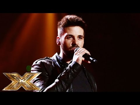 Ben Haenow sings Michael Jackson's Man In The Mirror | The Final Results | The X Factor UK 2014