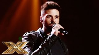Ben Haenow sings Michael Jackson's Man In The Mirror   The Final Results   The X Factor UK 2014