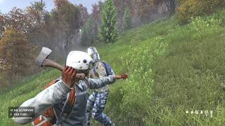 DayZ Game Preview on Xbox One - GET EM!! PVP