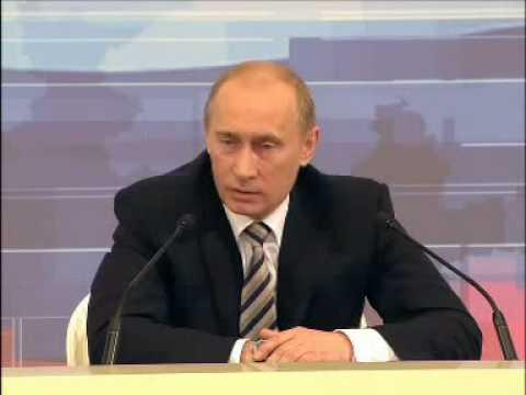 7 Ежегодная большая пресс-конференция Part 4 В.Путин (V.Putin)