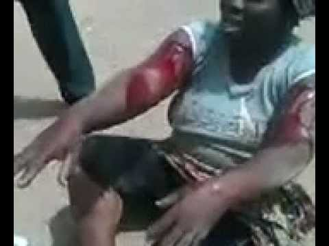 Nigerian Police Brutality Justice Judge and Jury