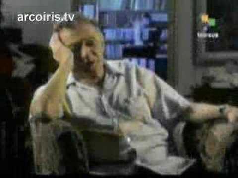 Mario Benedetti entrevistado por Telesur