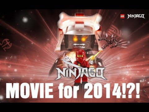 LEGO Ninjago Movie in the Works 2014