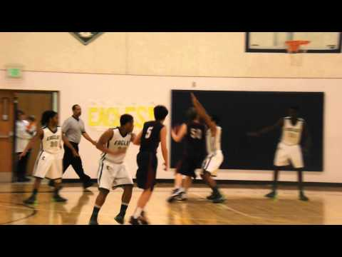 Gerstell Academy vs. Indian Creek (Boys' Basketball) MIAA C Semi-Finals 2-15-14-10